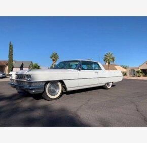 1964 Cadillac De Ville for sale 101142235