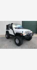 2006 Jeep Wrangler 4WD Rubicon for sale 101142289