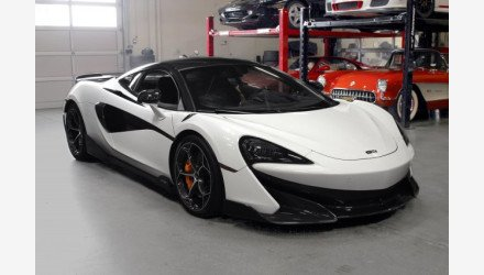 2019 McLaren 600LT for sale 101142311
