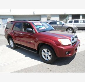 2006 Toyota 4Runner 4WD for sale 101142317