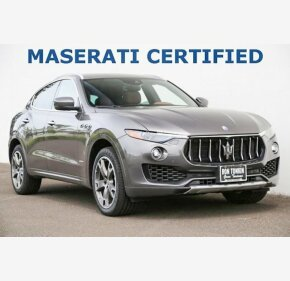2018 Maserati Levante for sale 101142406