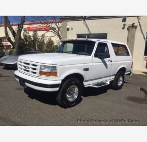 1996 Ford Bronco for sale 101142436