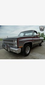 1981 Chevrolet C/K Truck 2WD Regular Cab 1500 for sale 101142468