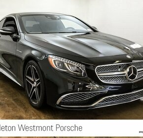 2016 Mercedes-Benz S65 AMG Coupe for sale 101142514
