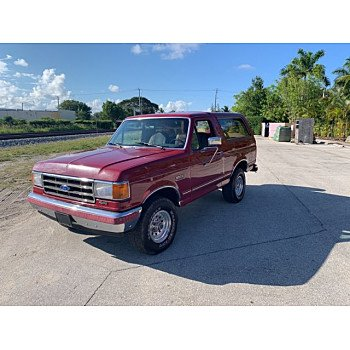 1991 Ford Bronco for sale 101142537