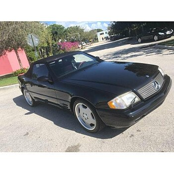 2000 Mercedes-Benz SL500 for sale 101142559