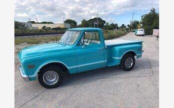 1969 Chevrolet C/K Truck for sale 101142566