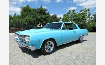 1965 Chevrolet Malibu Coupe for sale 101142621