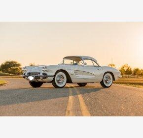 1961 Chevrolet Corvette Convertible for sale 101142626