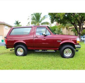 1996 Ford Bronco for sale 101142629