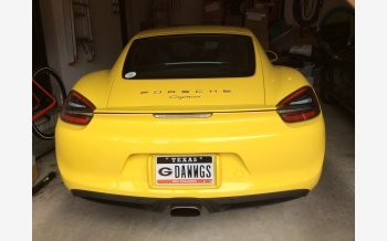 2014 Porsche Cayman for sale 101142637