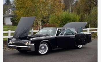 1963 Lincoln Continental for sale 101142641