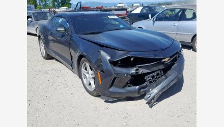 2017 Chevrolet Camaro LT Coupe for sale 101142704