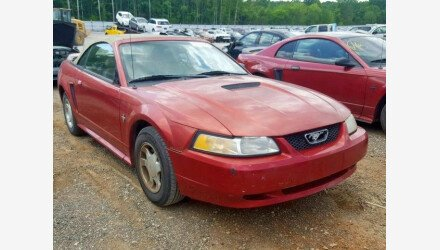 2000 Ford Mustang Convertible for sale 101142722