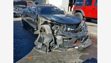 2018 Chevrolet Camaro for sale 101142736
