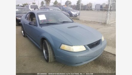 2000 Ford Mustang GT Coupe for sale 101142806