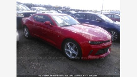 2018 Chevrolet Camaro for sale 101142819