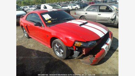 2002 Ford Mustang GT Coupe for sale 101142846