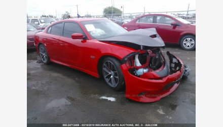 2016 Dodge Charger Scat Pack for sale 101142920