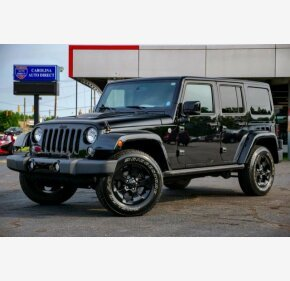 2015 Jeep Wrangler 4WD Unlimited Sahara for sale 101142978