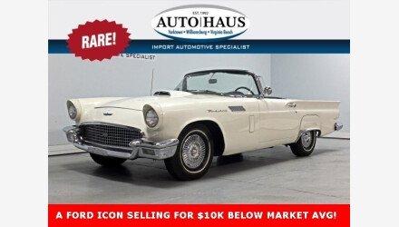 1957 Ford Thunderbird for sale 101143041