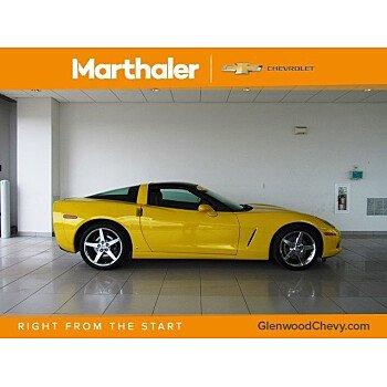 2007 Chevrolet Corvette Coupe for sale 101143047