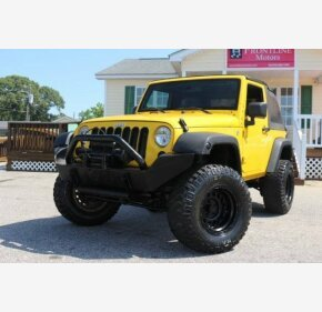 2007 Jeep Wrangler 4WD X for sale 101143055