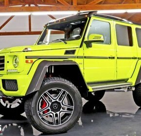 2017 Mercedes-Benz G550 Squared for sale 101143091