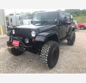 2007 Jeep Wrangler 4WD Unlimited Sahara for sale 101143100