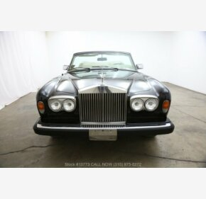 1983 Rolls-Royce Corniche for sale 101143115