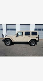 2016 Jeep Wrangler 4WD Unlimited Rubicon for sale 101143132