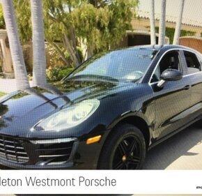 2017 Porsche Macan S for sale 101143184