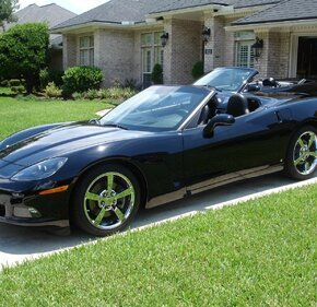 2009 Chevrolet Corvette Convertible for sale 101143207