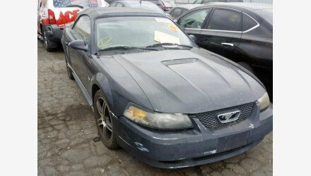 2002 Ford Mustang Convertible for sale 101143263