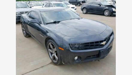 2012 Chevrolet Camaro LT Coupe for sale 101143306
