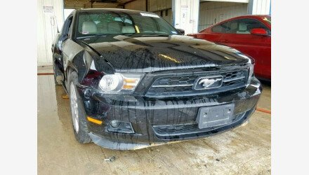 2012 Ford Mustang Coupe for sale 101143343