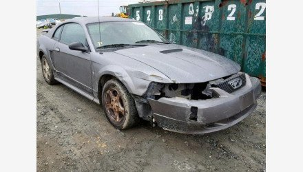 2002 Ford Mustang Coupe for sale 101143364
