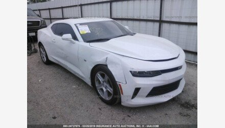 2017 Chevrolet Camaro LT Coupe for sale 101143433