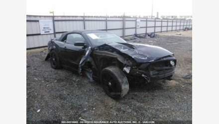 2013 Ford Mustang GT Convertible for sale 101143451