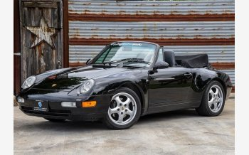 1995 Porsche 911 Cabriolet for sale 101143556