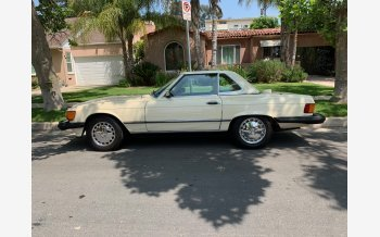 1986 Mercedes-Benz 560SL for sale 101143615