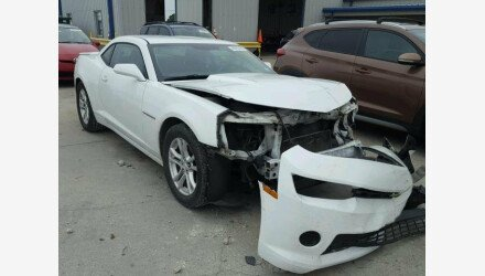 2014 Chevrolet Camaro LS Coupe for sale 101143718