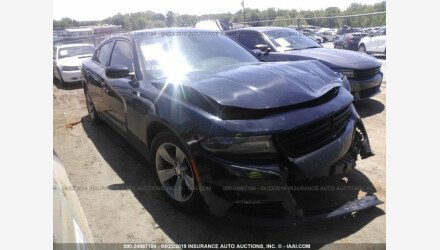 2016 Dodge Charger SXT for sale 101143770
