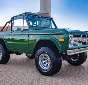 1971 Ford Bronco for sale 101143806