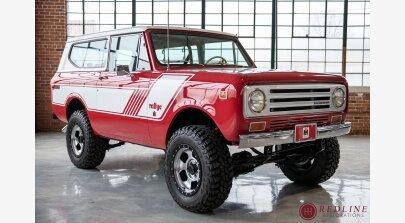 1972 International Harvester Scout for sale 101143817