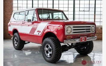 1972 International Harvester Scout for sale 101143817