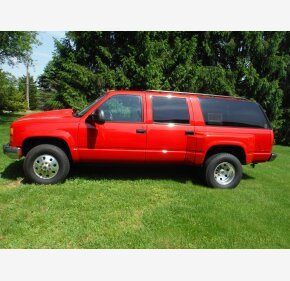 1994 GMC Suburban 4WD 2500 for sale 101143838