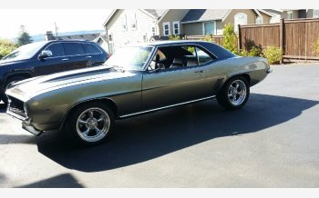 1969 Chevrolet Camaro SS Yenko Clone for sale 101143862