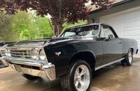 1967 Chevrolet El Camino V8 for sale 101143879