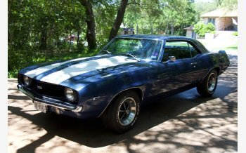 1969 Chevrolet Camaro SS for sale 101143898